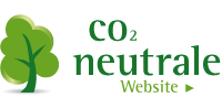 Signet 'Co2-neutrale Website'