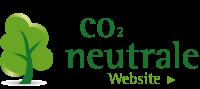 Signet 'Co2-neutrale Website'