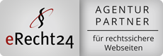 Agenturpartner von eRecht24.de