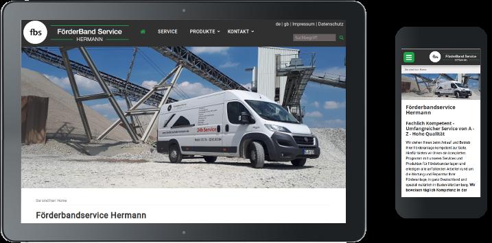 FörderBand Service Hermann