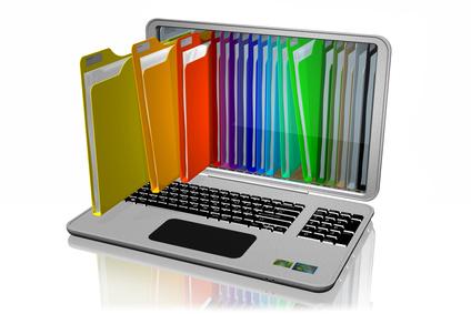Dokumentenverwaltung (© massimo_g | fotolia.de)