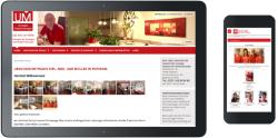 Webdesign für Urologe in Potdam