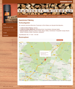 Webdesign Kaminholz Wichmann