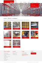Homepageerstellung Stolle Lagertechnik