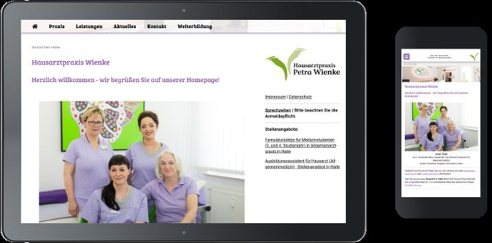 Hausarztpraxis Petra Wienke