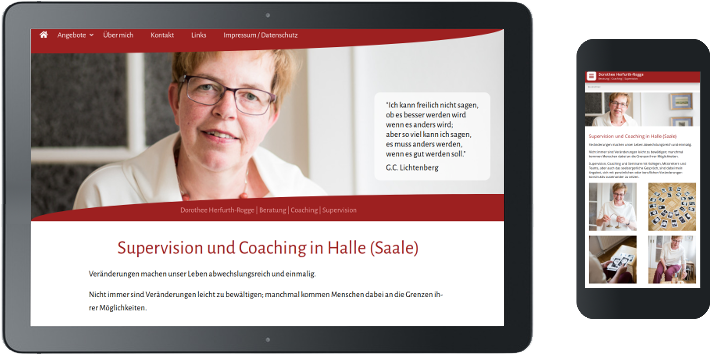 Dorothee Herfurth-Rogge | Coaching