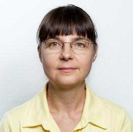 Webdesignerin Christiane Schenke