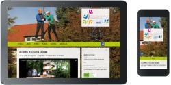 Homepageerstellung Seilgarten Magdeburg