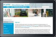 Webdesign Poppe Dienstleistungen