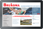 Webdesign Brukoma