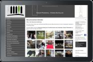 Webdesign Besucherzentrum Geiseltal
