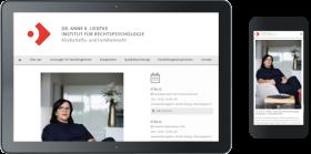 Dr. Anne K. Liedtke - Institut für Rechtspsychologie - Kindschafts – und Familienrecht